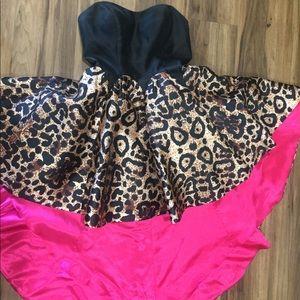 Sherri Hill Hi Low sz 4/6 Dress